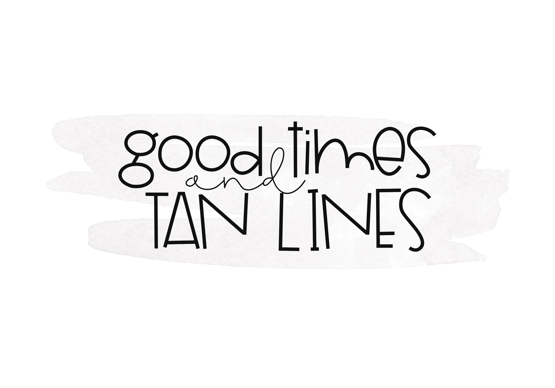 Seashore - A Fun Handwritten Font example image 4