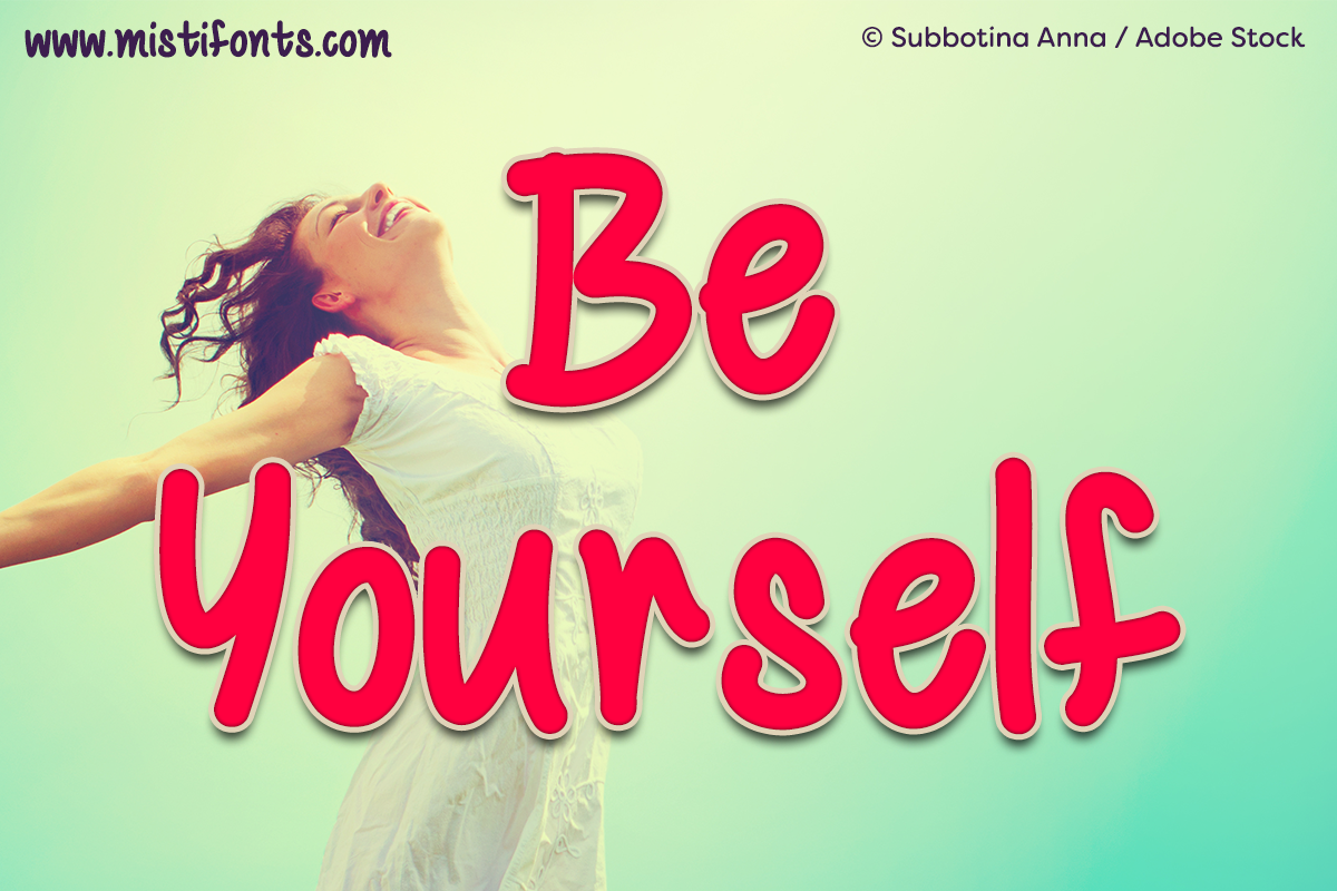 Be Yourself example image 1