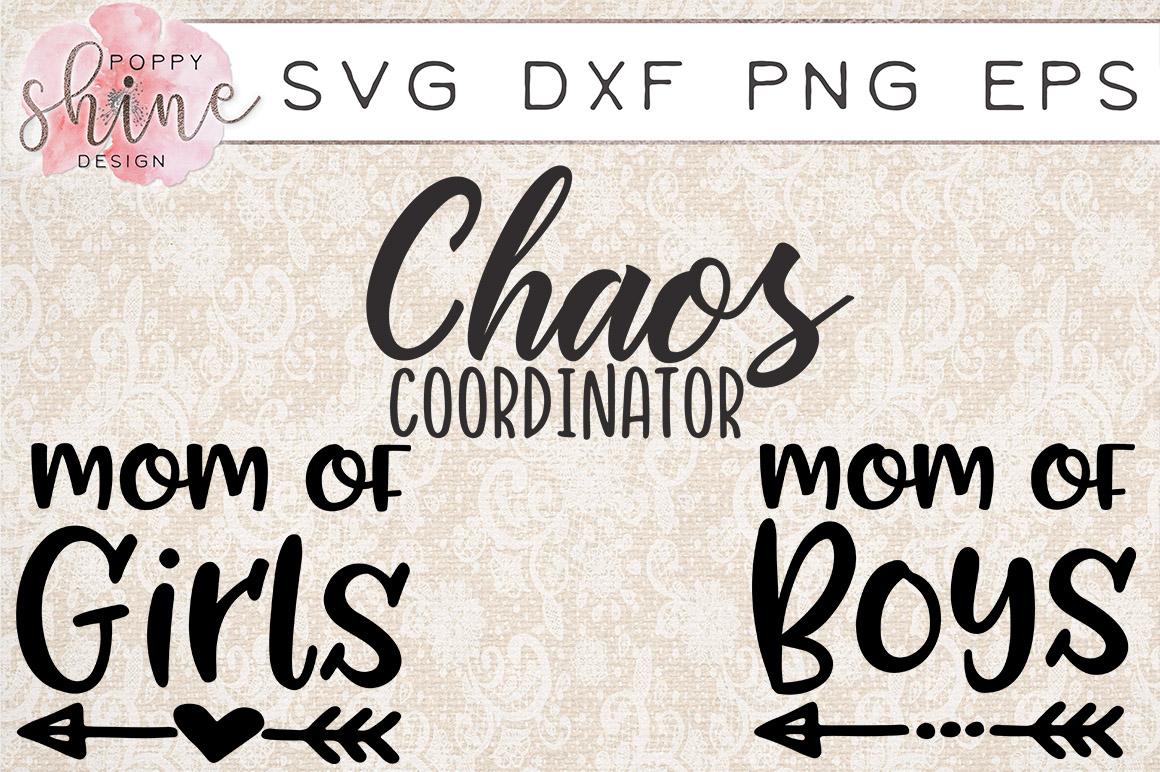 Mommin Bundle Of 15 Svg Png Eps Dxf Cutting Files