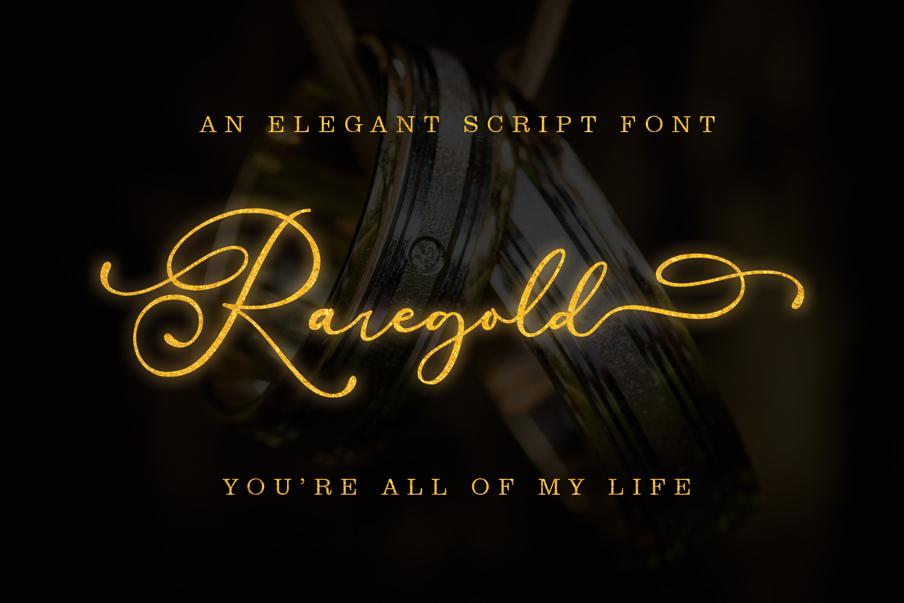 Raregold Script example image 1