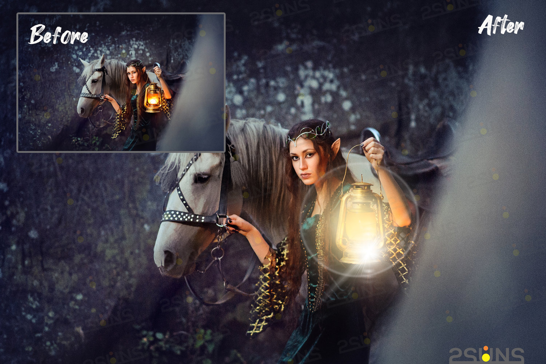 Photo overlays Photoshop lamp light clipart png lantern example image 7