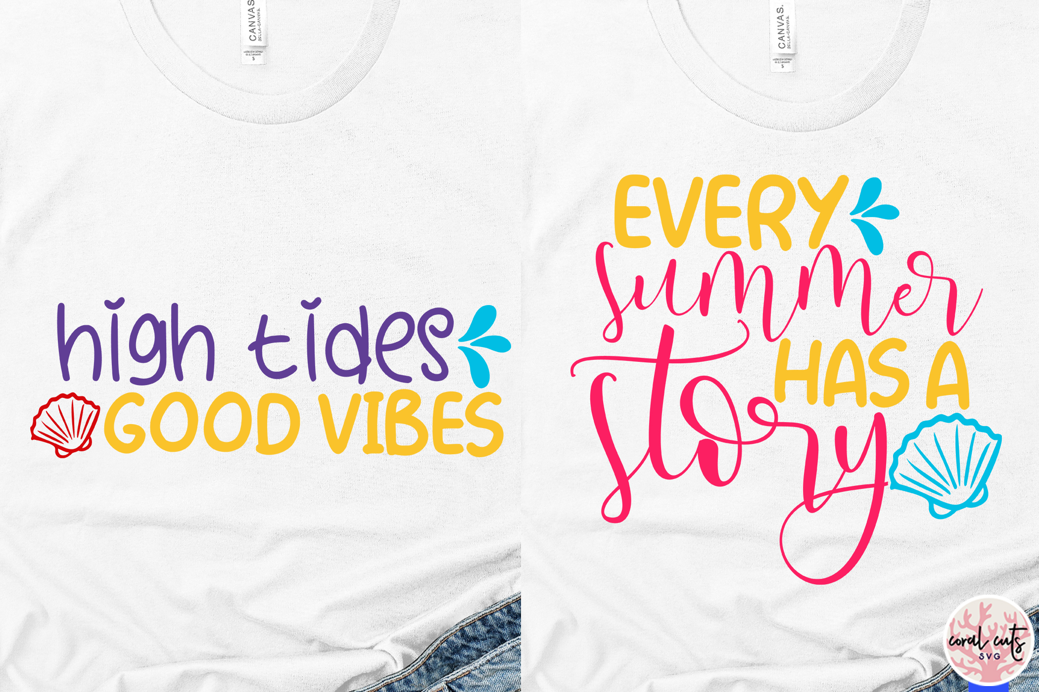 Summer Vacation Bundles - 10 Svg EPS DXF PNG Cut File example image 6