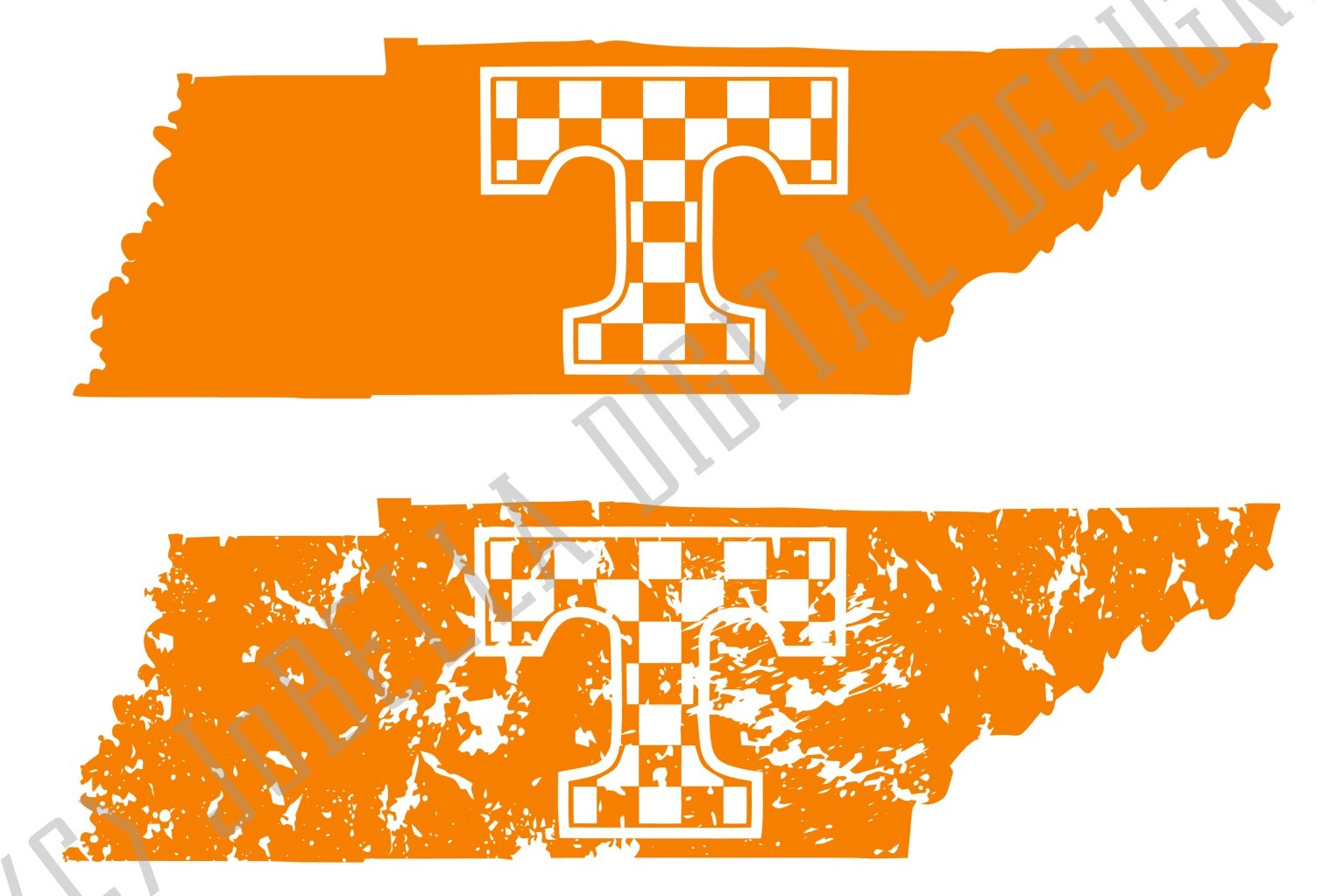 Tennessee SVG Bundle, Sublimation and Printable Designs example image 5