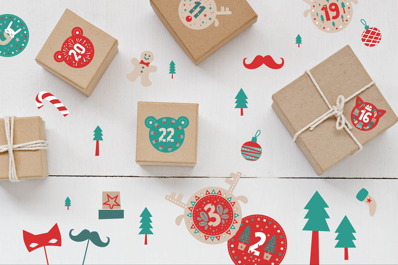 Christmas Advent Calendar example image 4