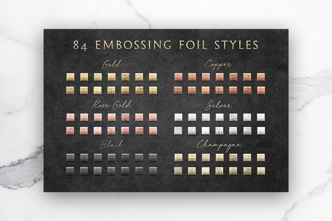 Foiling Creator / Stamping & Embossing example image 6