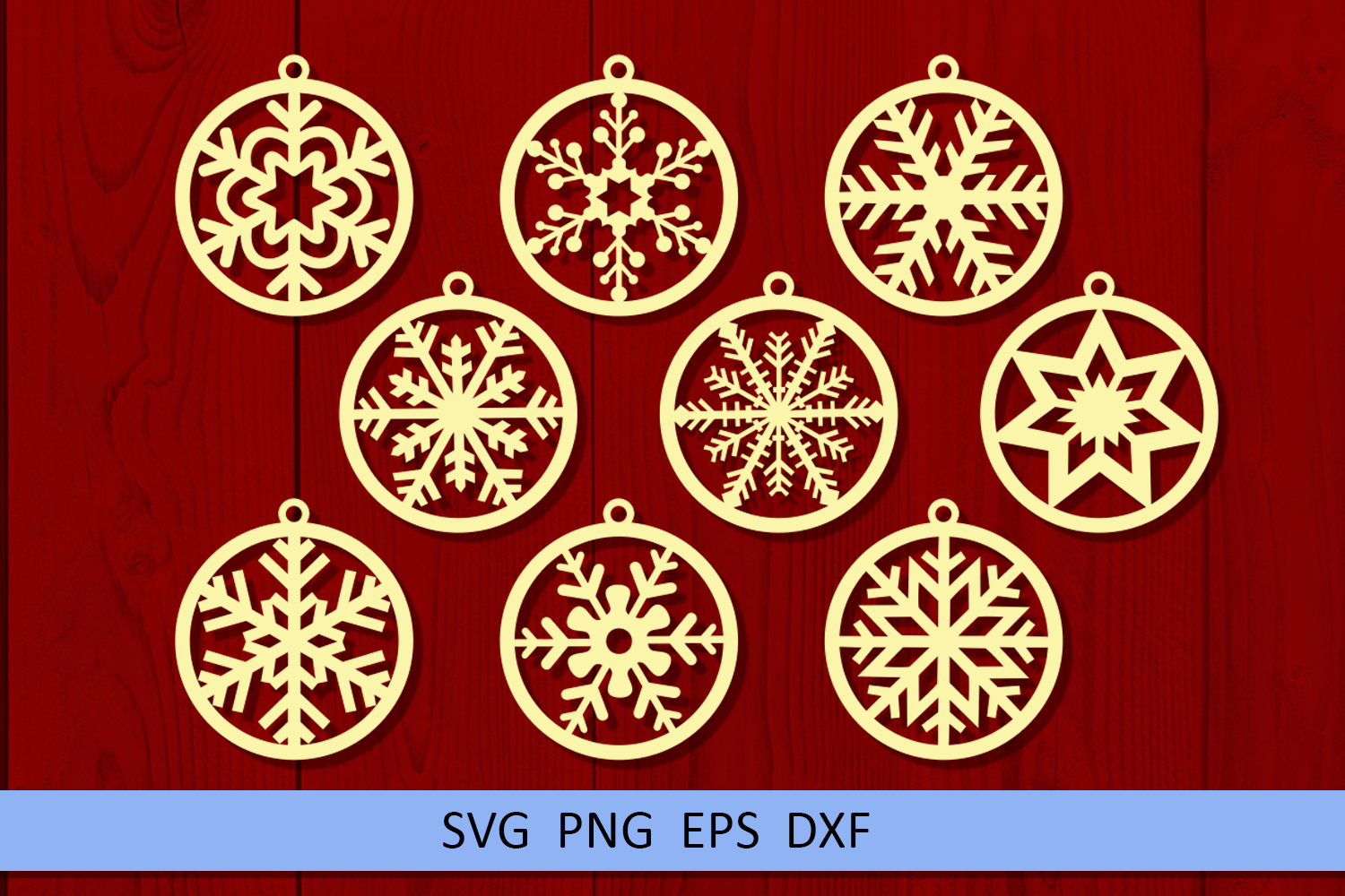 9 Christmas earrings svg Leather earrings svg Necklace svg example image 2