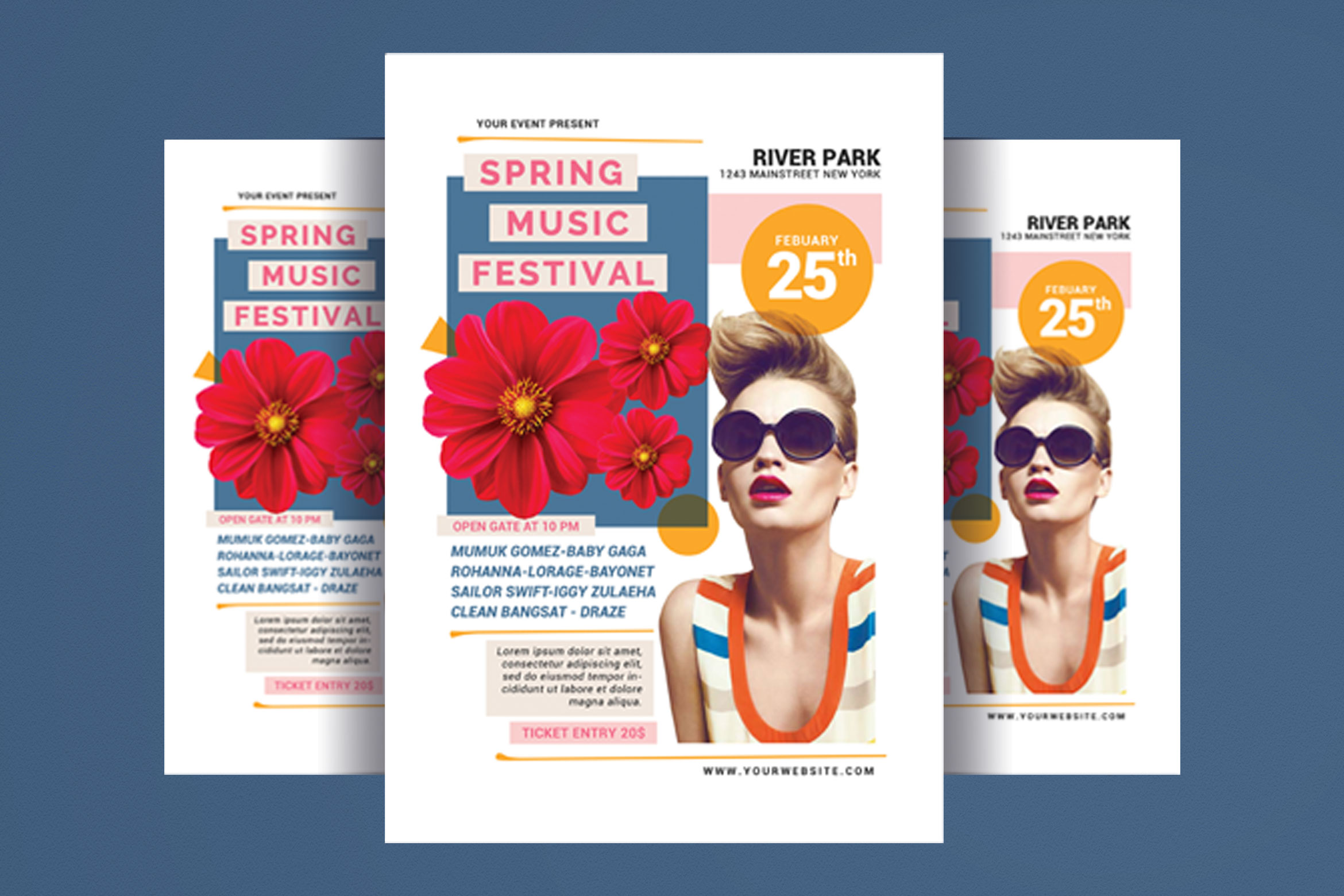 Spring Music Festival example image 1