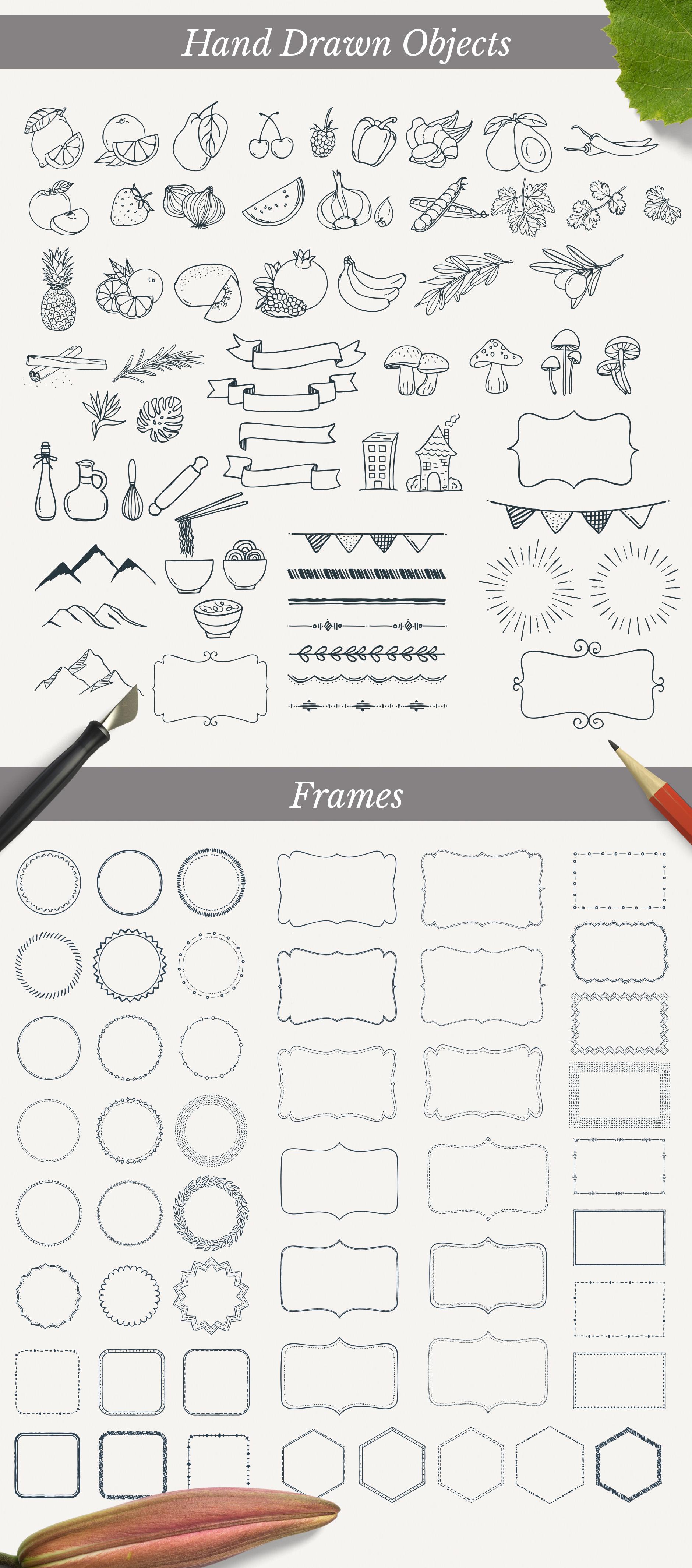 Essential Branding set v.3 example image 7