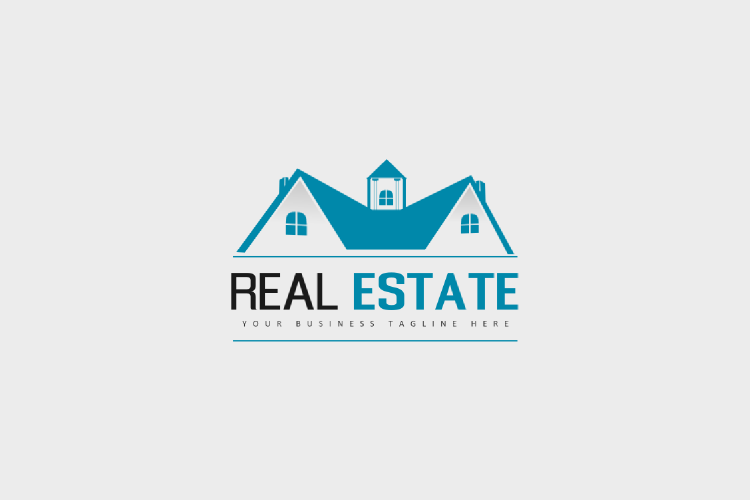 Real Estate Logo Template example image 1