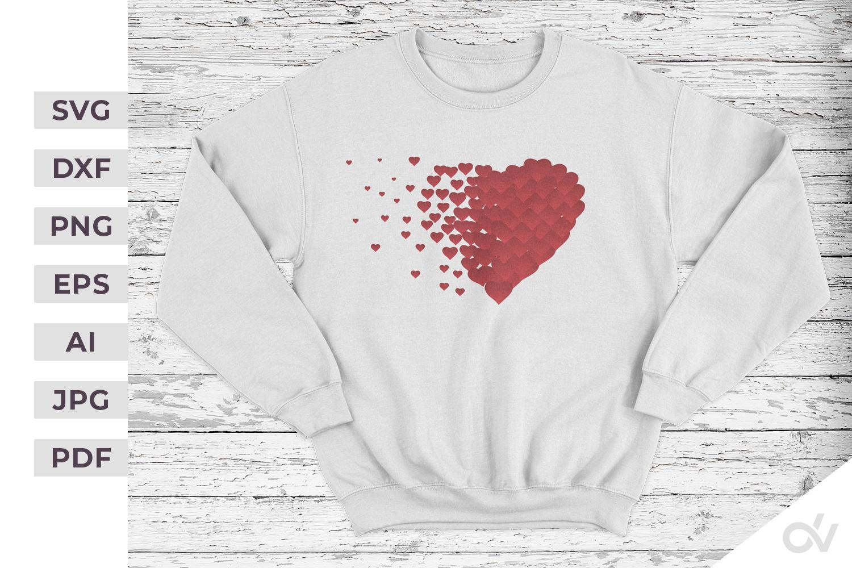 Iconic Love - Valentines SVG example image 1