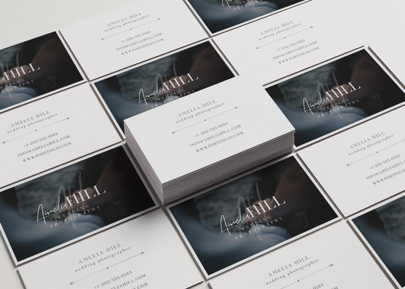 Wedding photography business card wedding photography business card example image 2 colourmoves
