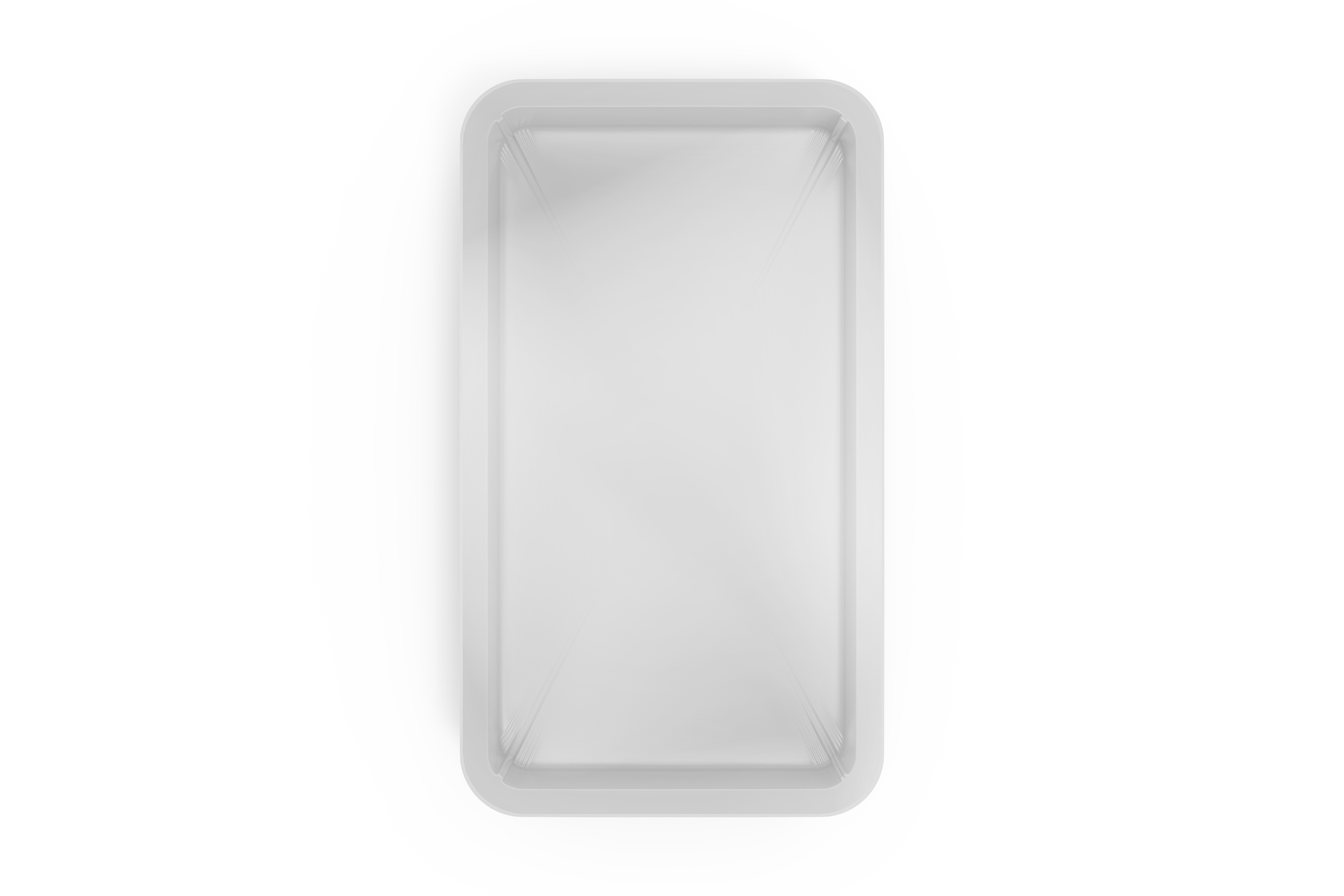 Plastic Tray With Asparagus Mockup example image 5