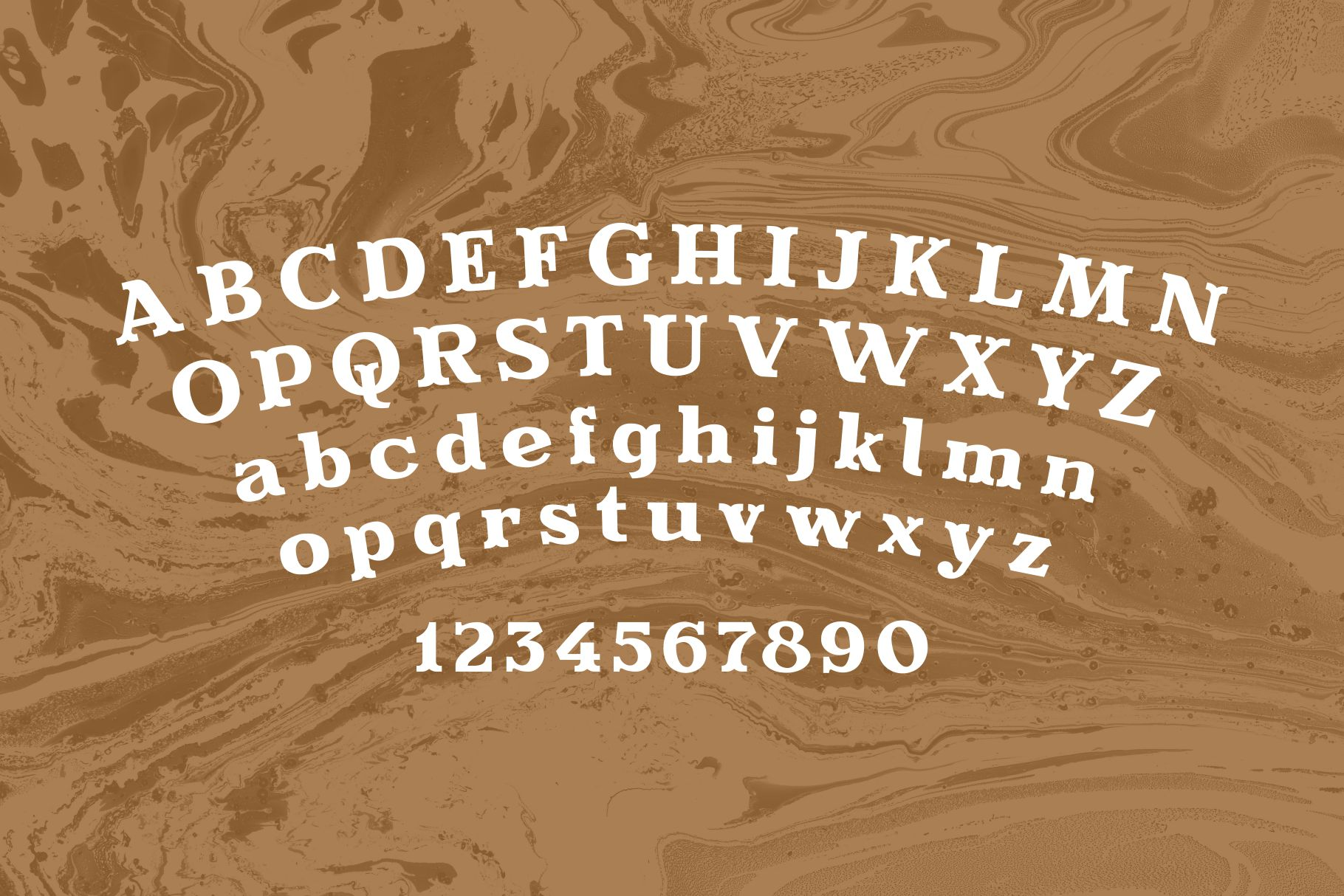 Evereast Serif Font example image 2
