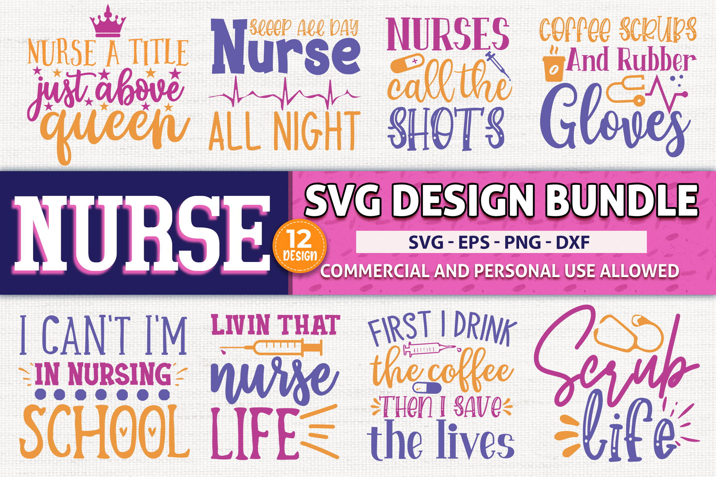 510 SVG DESIGN THE MIGHTY BUNDLE |32 DIFFERENT BUNDLES example image 24