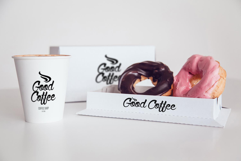 Coffee Branding Mock-up Vol 3 example image 6