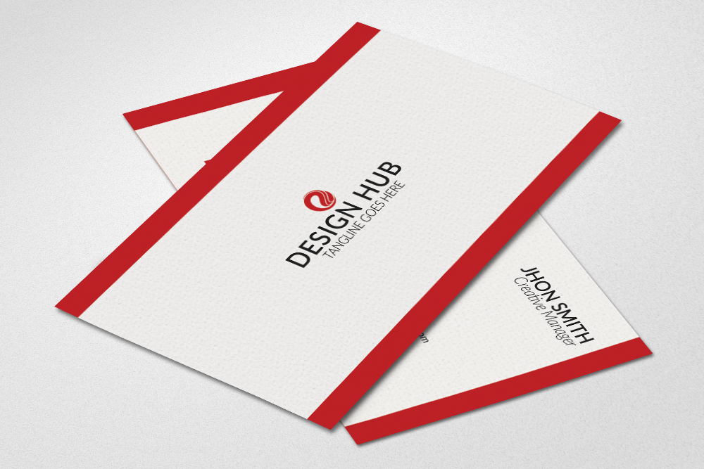 Personal Business Cards example image 2
