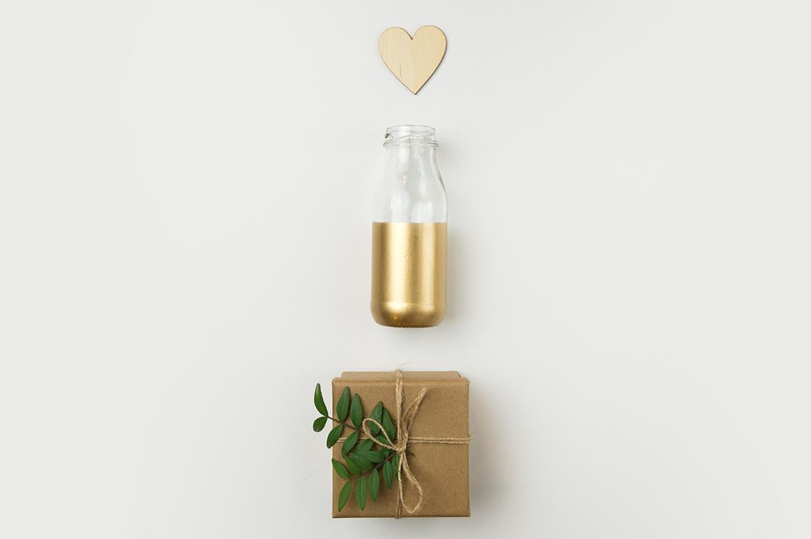 Valentine's Styled Photo Bundle - Natural Tones example image 6