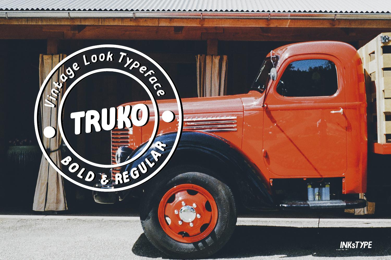 TRUKO example 5