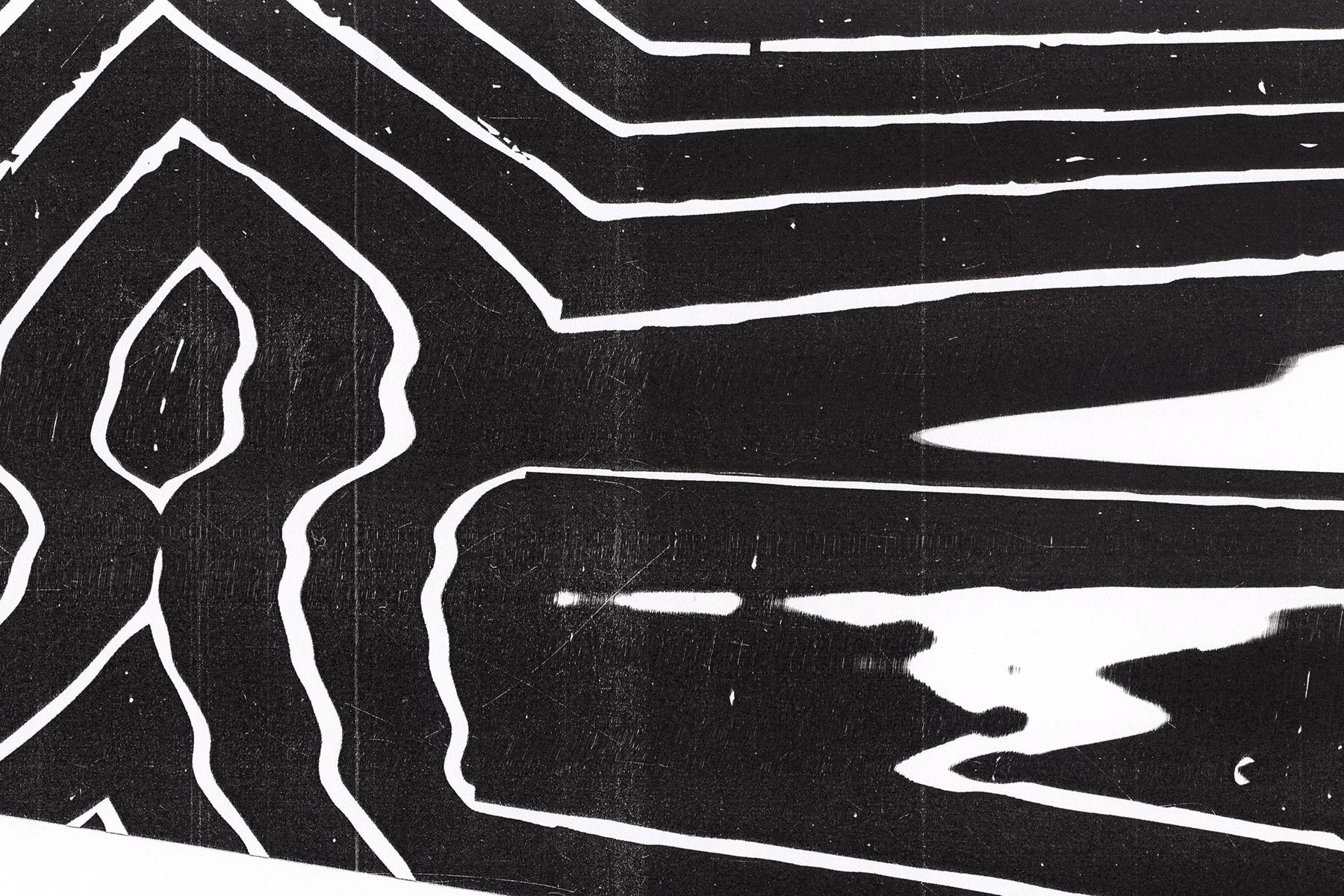 16 Photocopied Stripes example image 2
