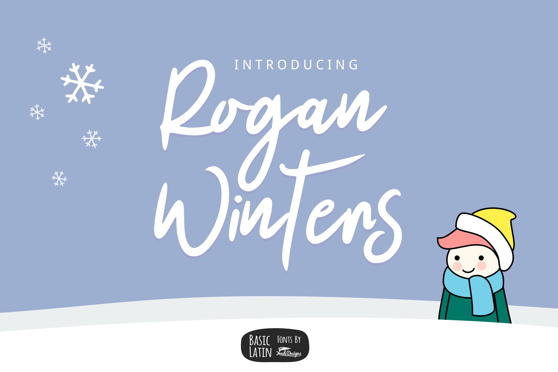 Rogan Winters Font example image 1
