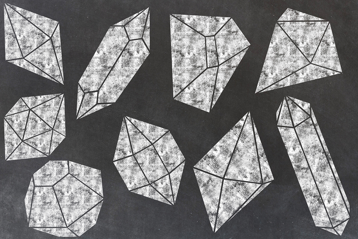Chalkboard Crystals Collection example image 3