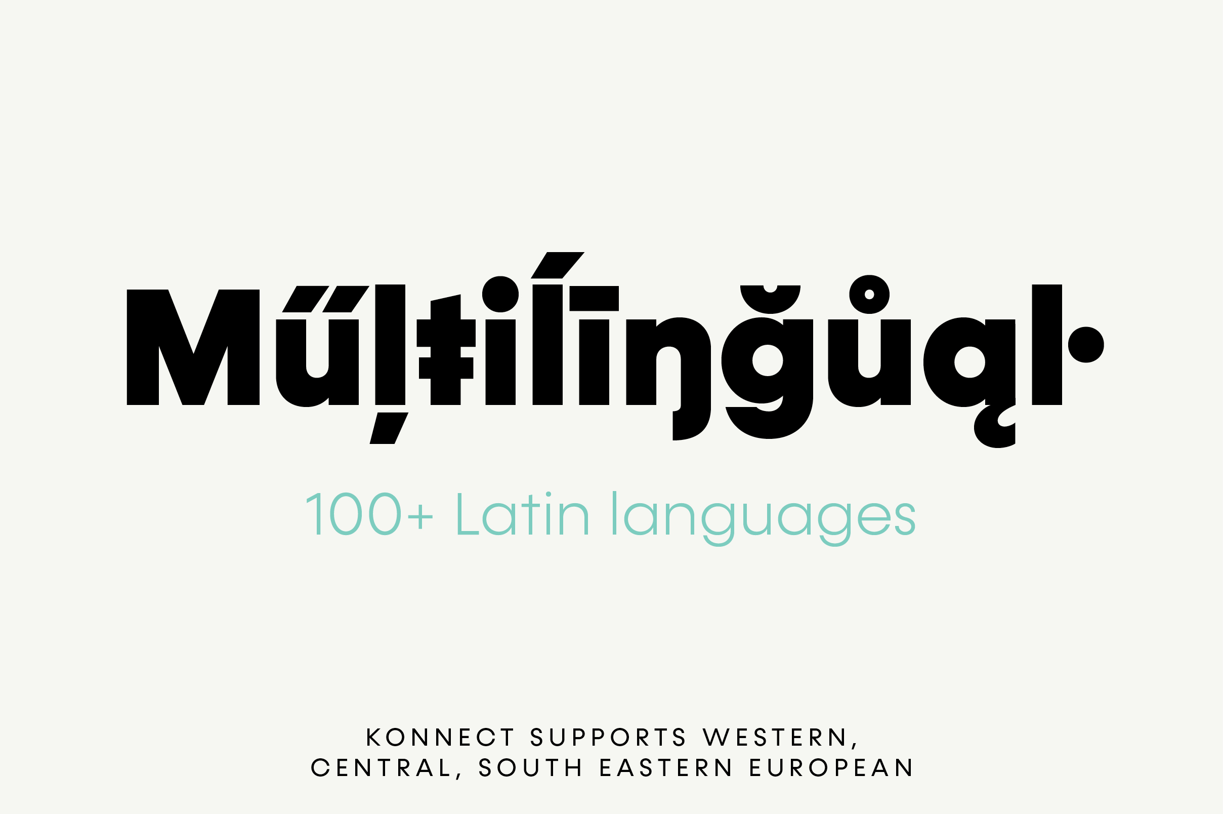 Konnect Font Family example image 17