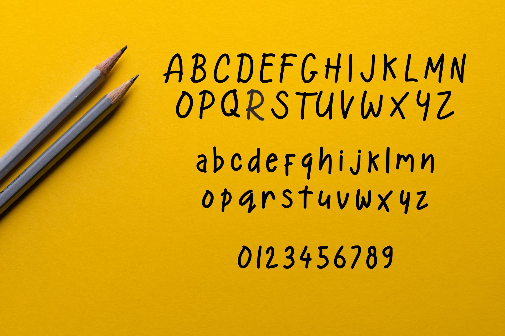 Cold Orange | Playful Font example image 6