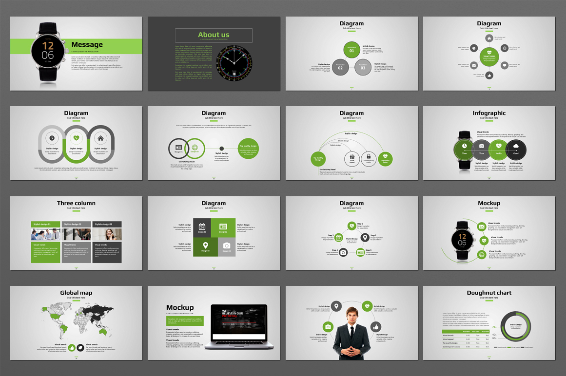 Smart Watch PPT example image 4
