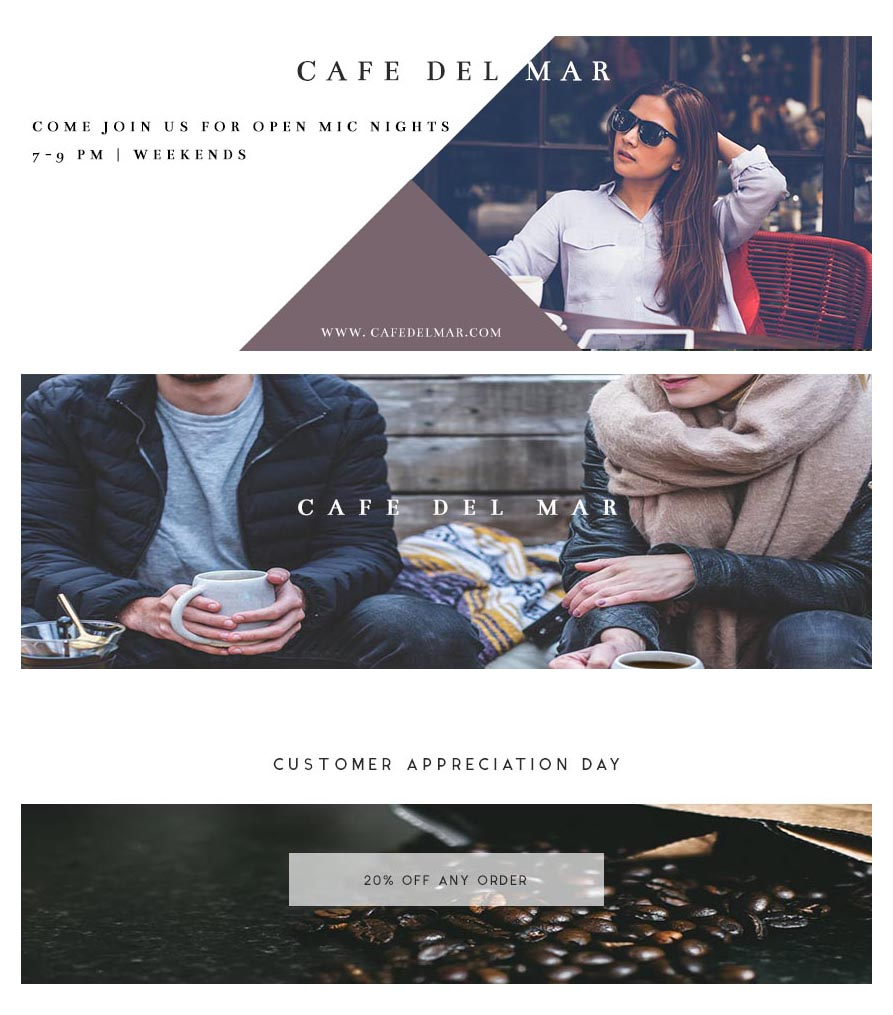 Facebook Ads/ Facebook Cover Templates/ Facebook Banners example image 6