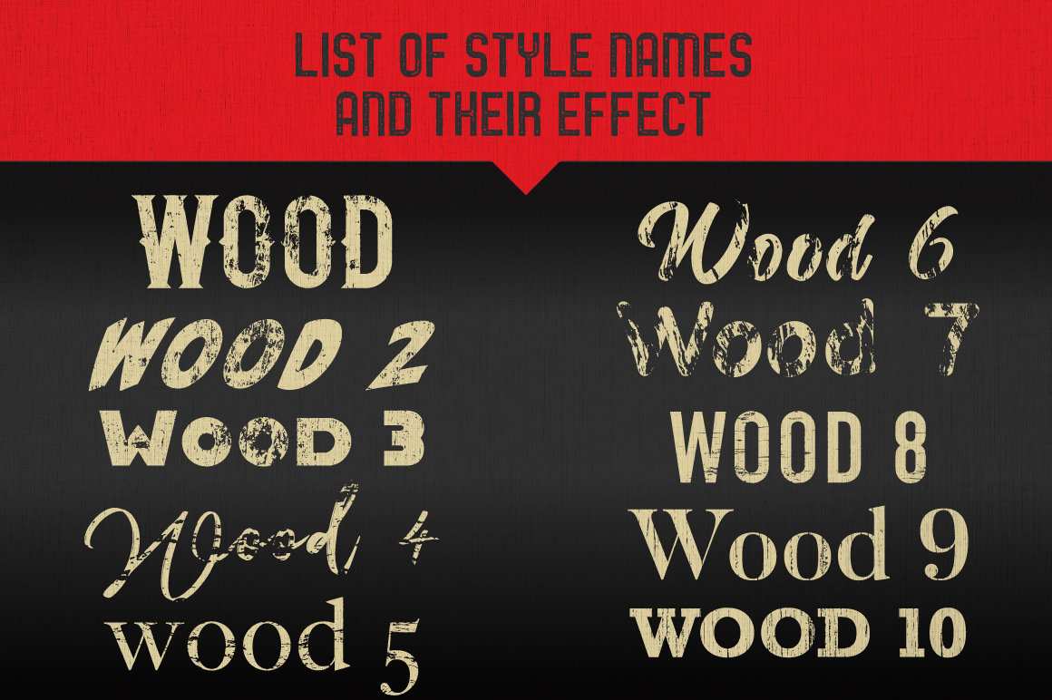 Letterpress Vector Textures example image 11