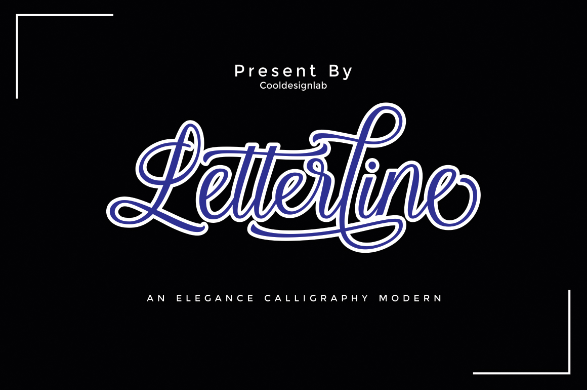Letterline Script example image 8