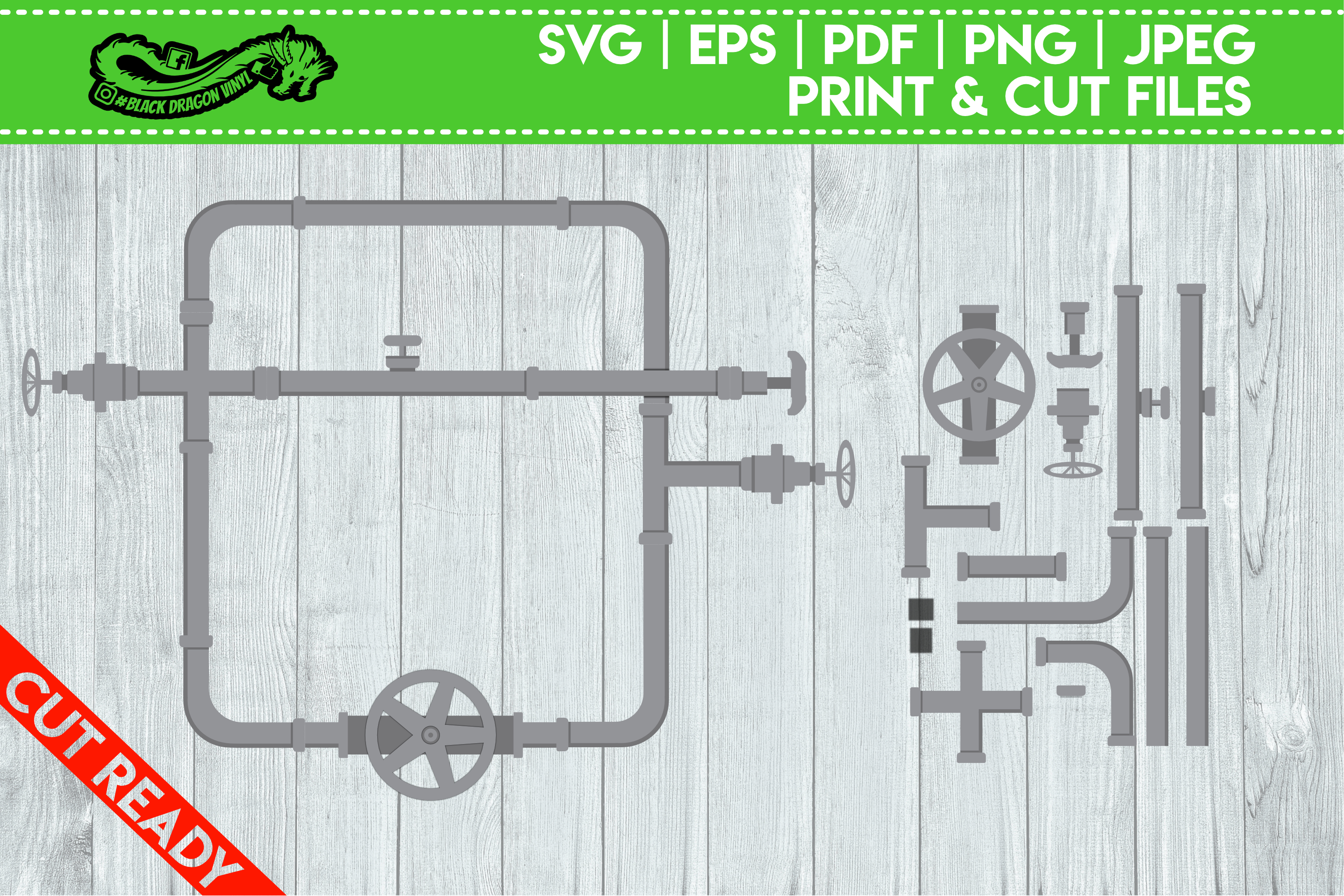 Pipework example image 1