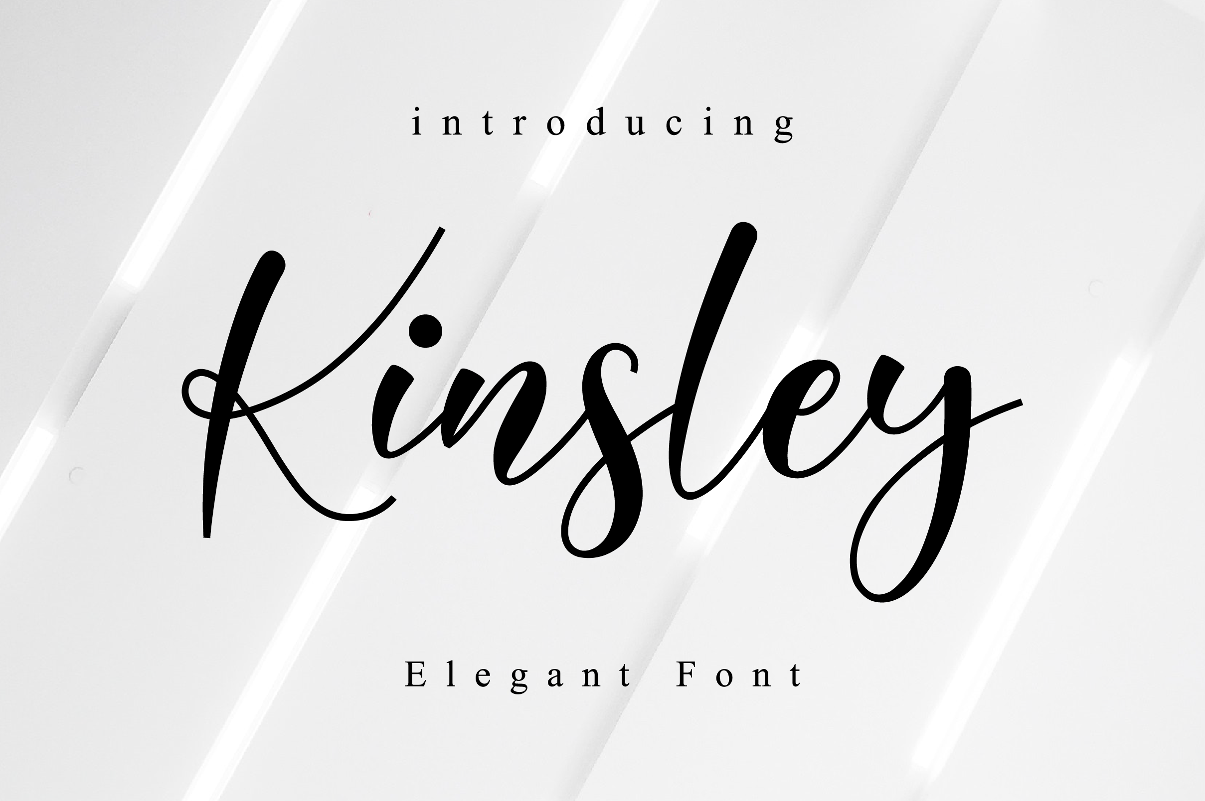 Spectacular Fonts Bundle example image 4