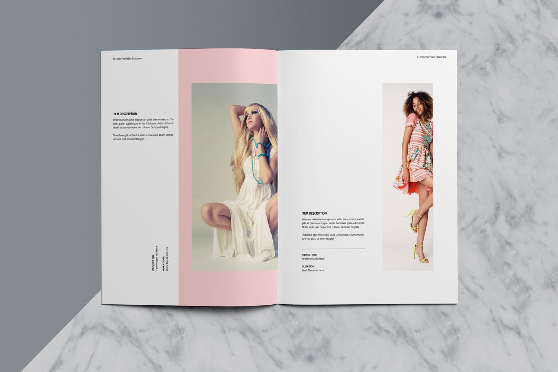 Designer Portfolio-48 Pages example image 21