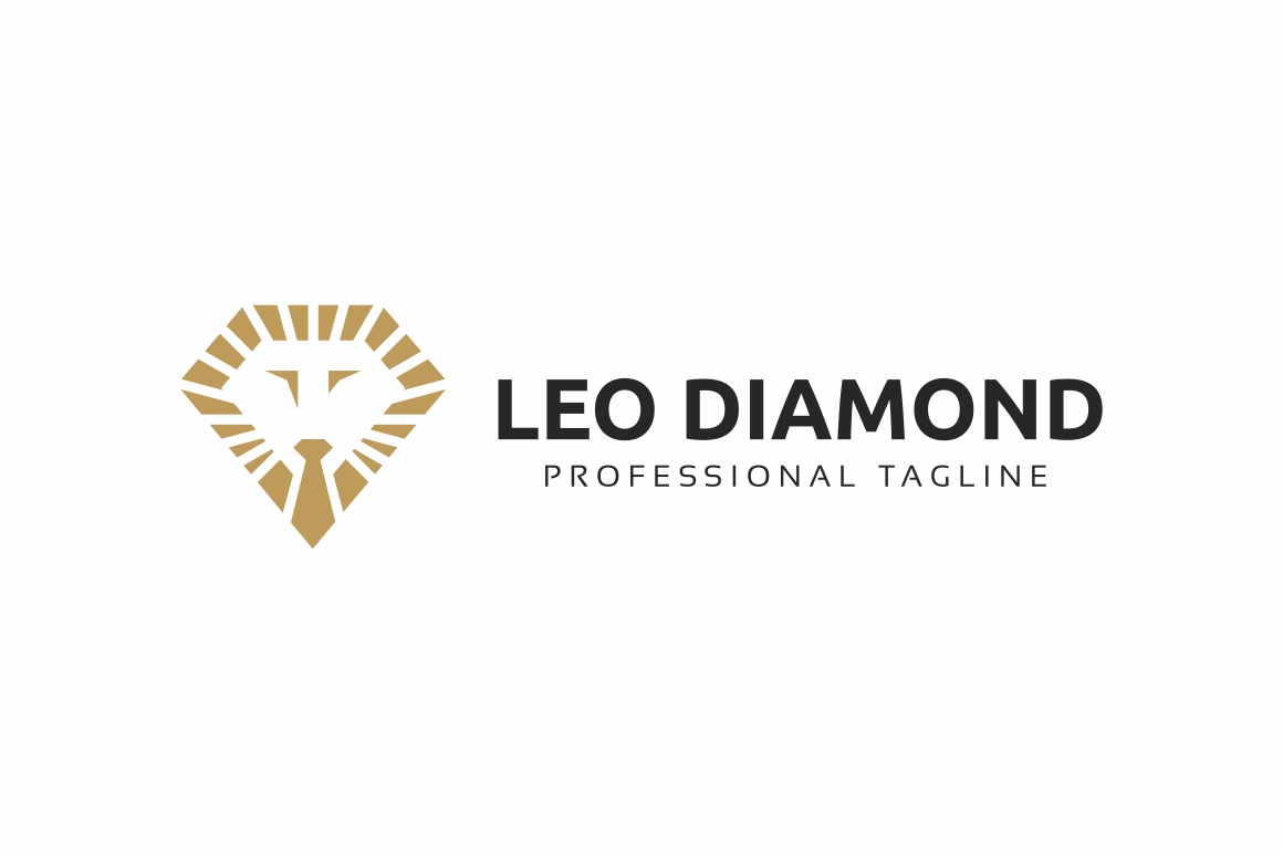 Lion Diamond Logo example image 4