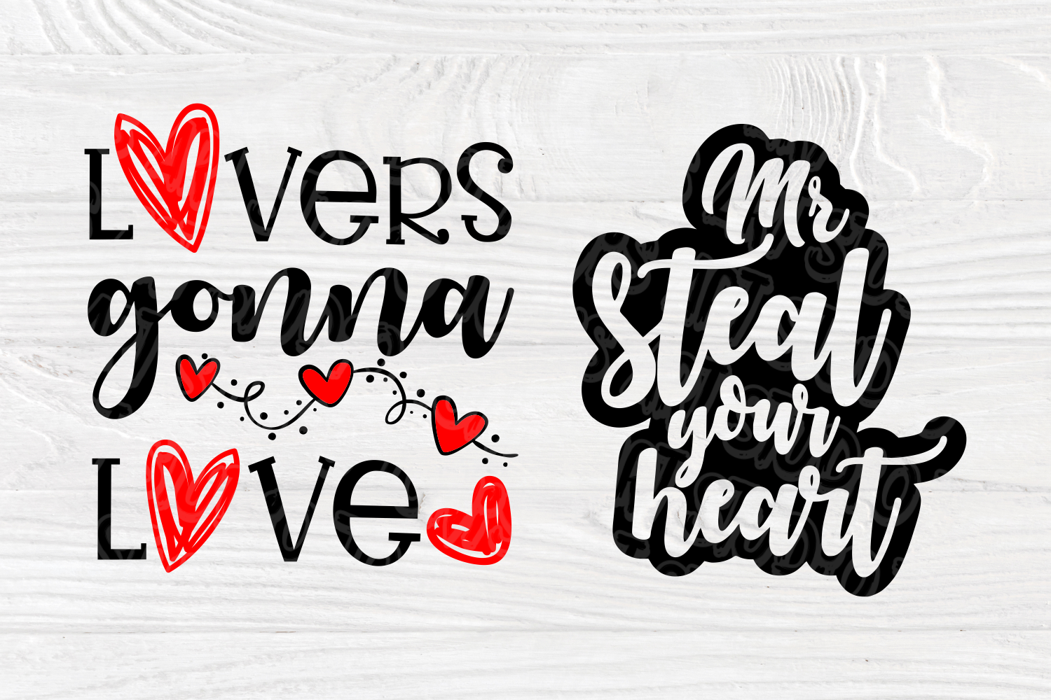 Valentine's Bundle SVG   Cut Files for Crafters   Kids SVG example image 6