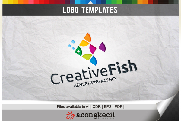 Creative Fish example image 2
