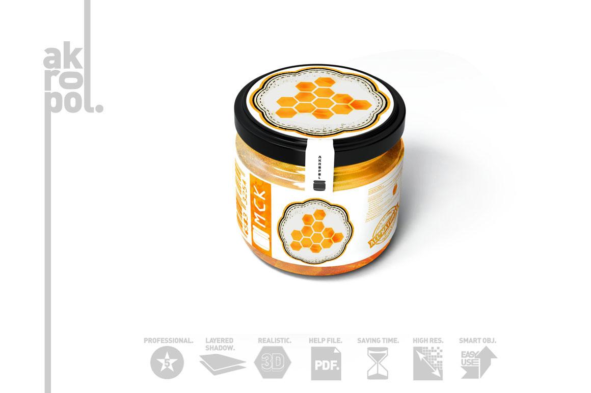 Jar Mock Up example image 6