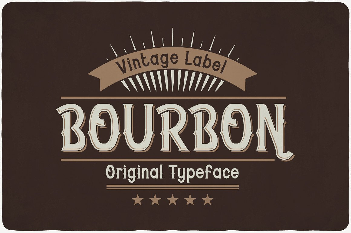 Vintage Fonts Bundle example image 5