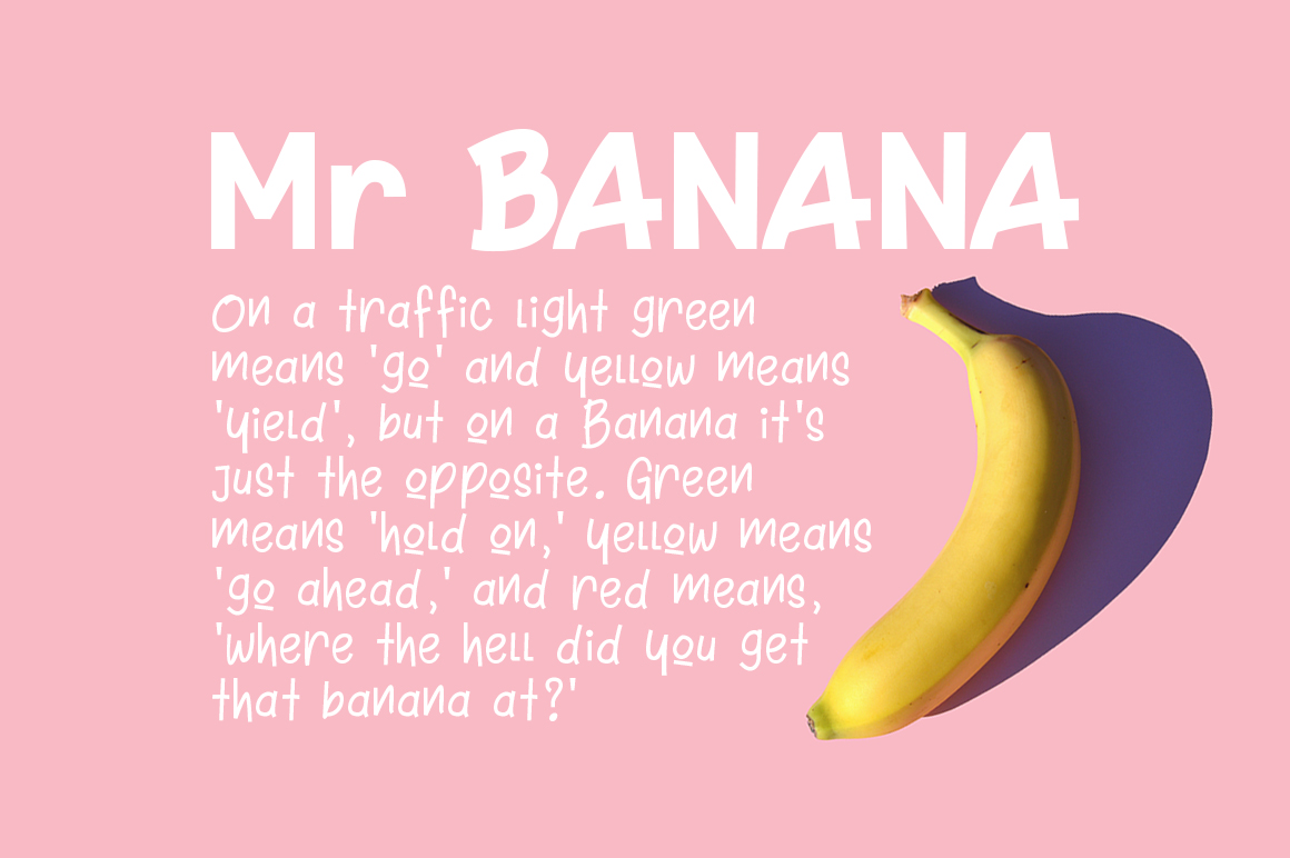 Tooty Fruity - Font Duo example image 3
