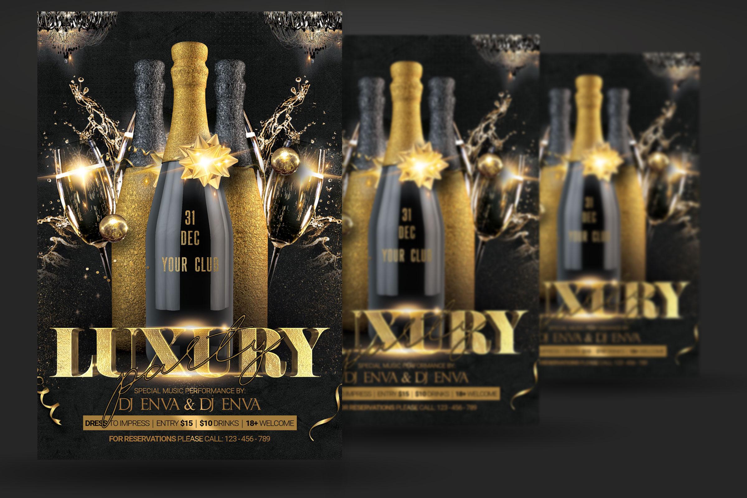 Luxury Night example image 2