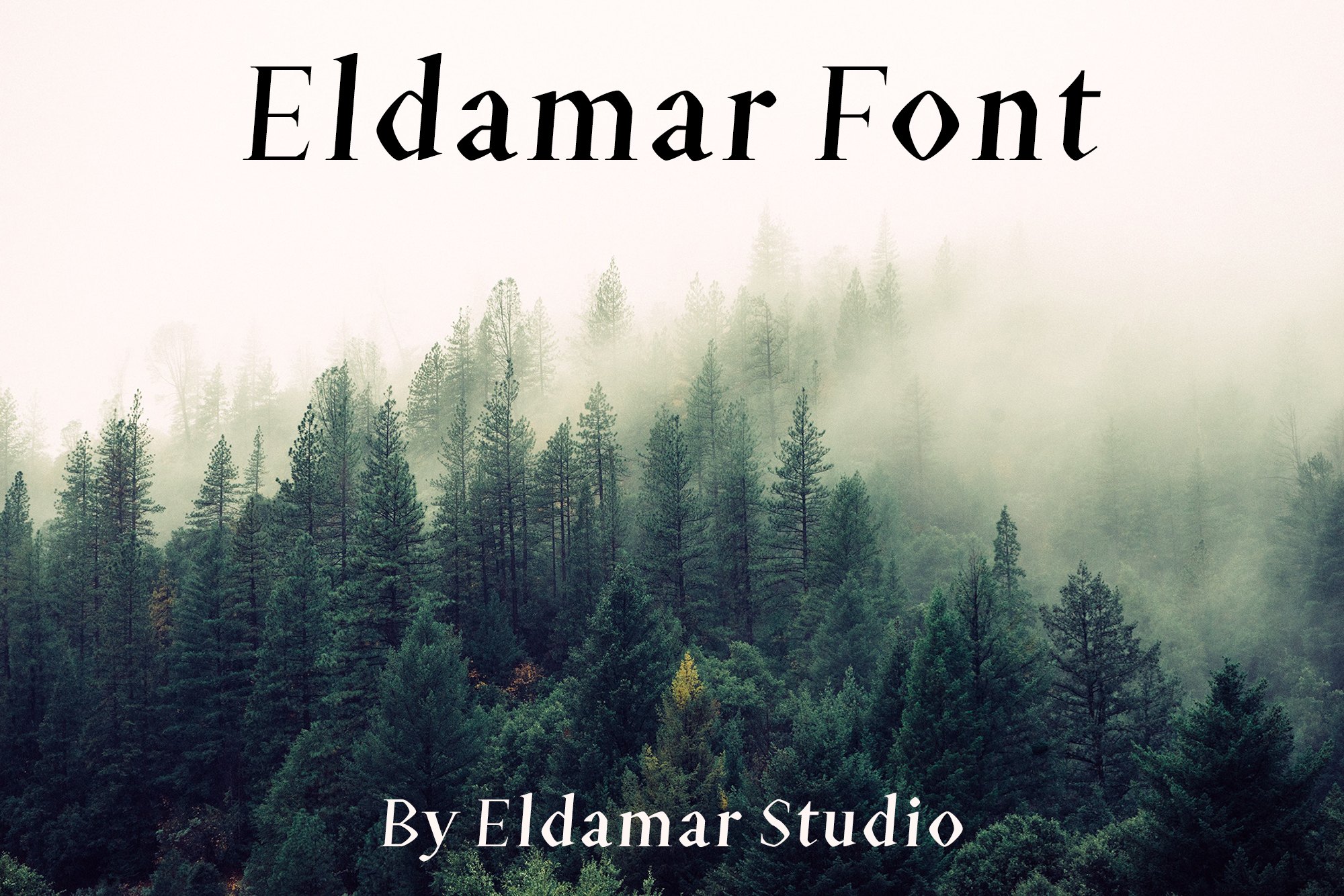 Eldamar Font example image 1