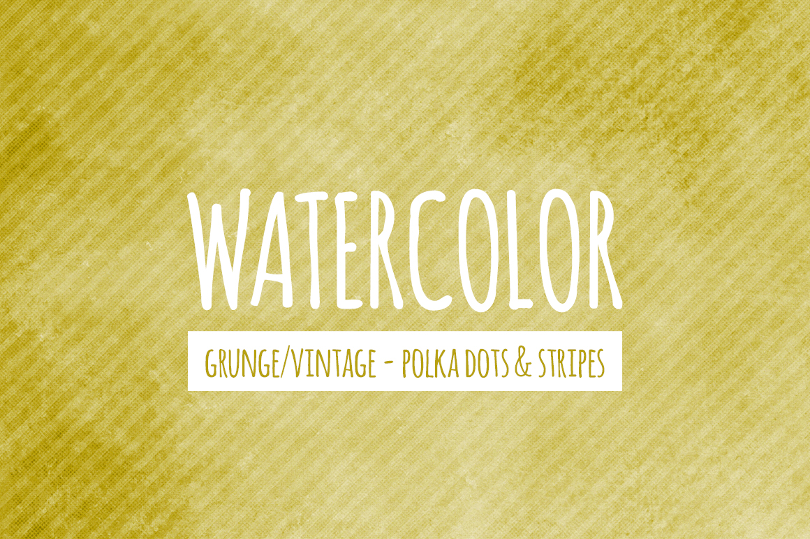 Watercolor Texture Bundle + Bonus example image 14
