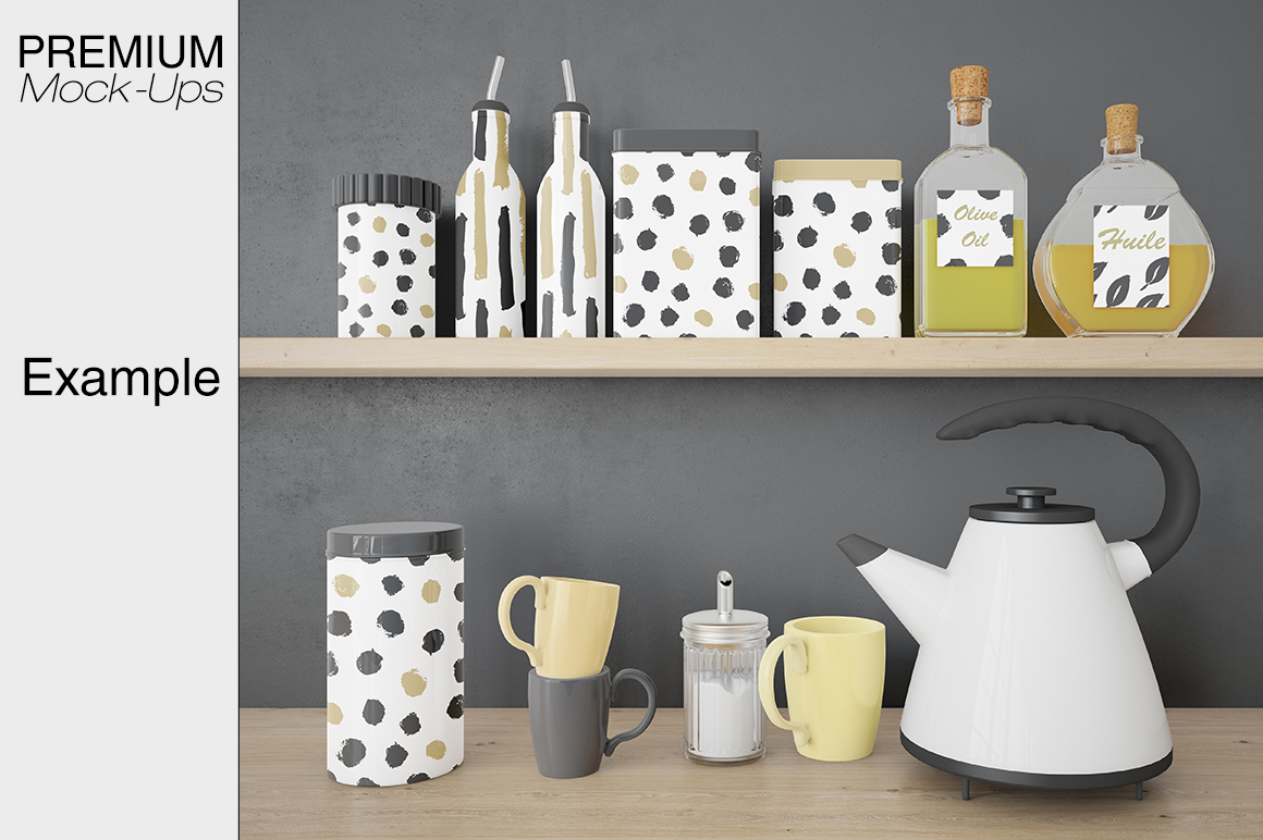 Kitchen Accessories Set example image 6
