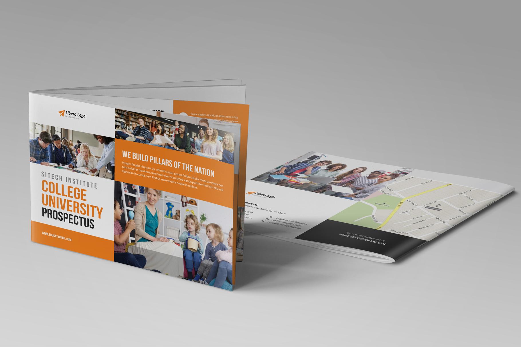 Education Prospectus Brochure v8 example image 12