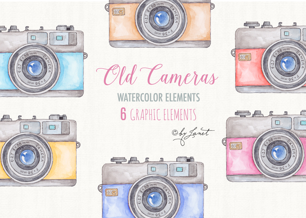 Old Cameras example image 1