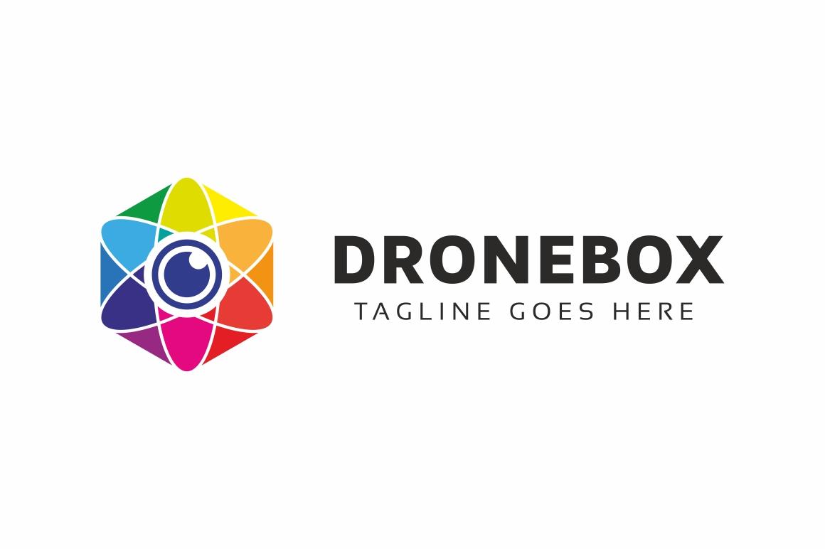 Drone Box Logo example image 3