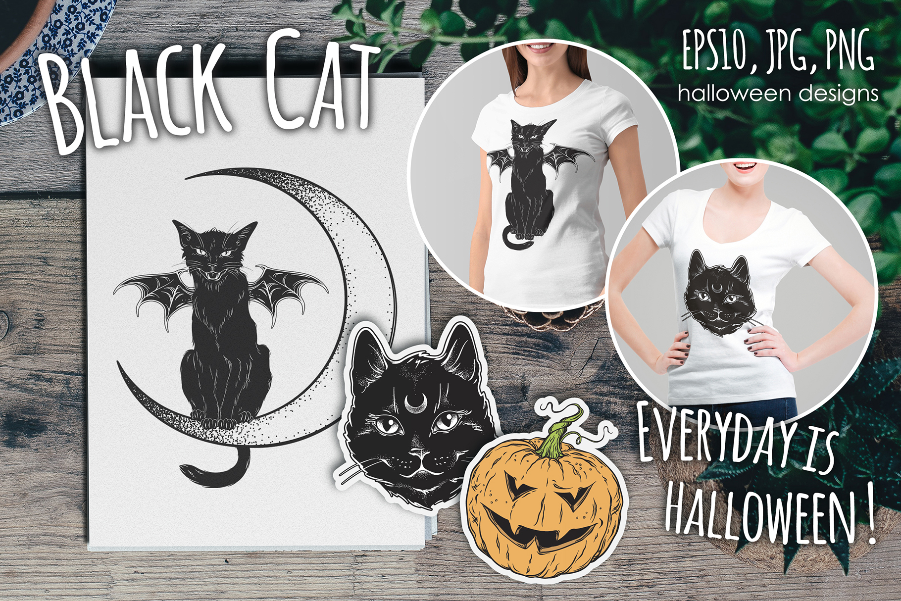 Black Cats example image 1