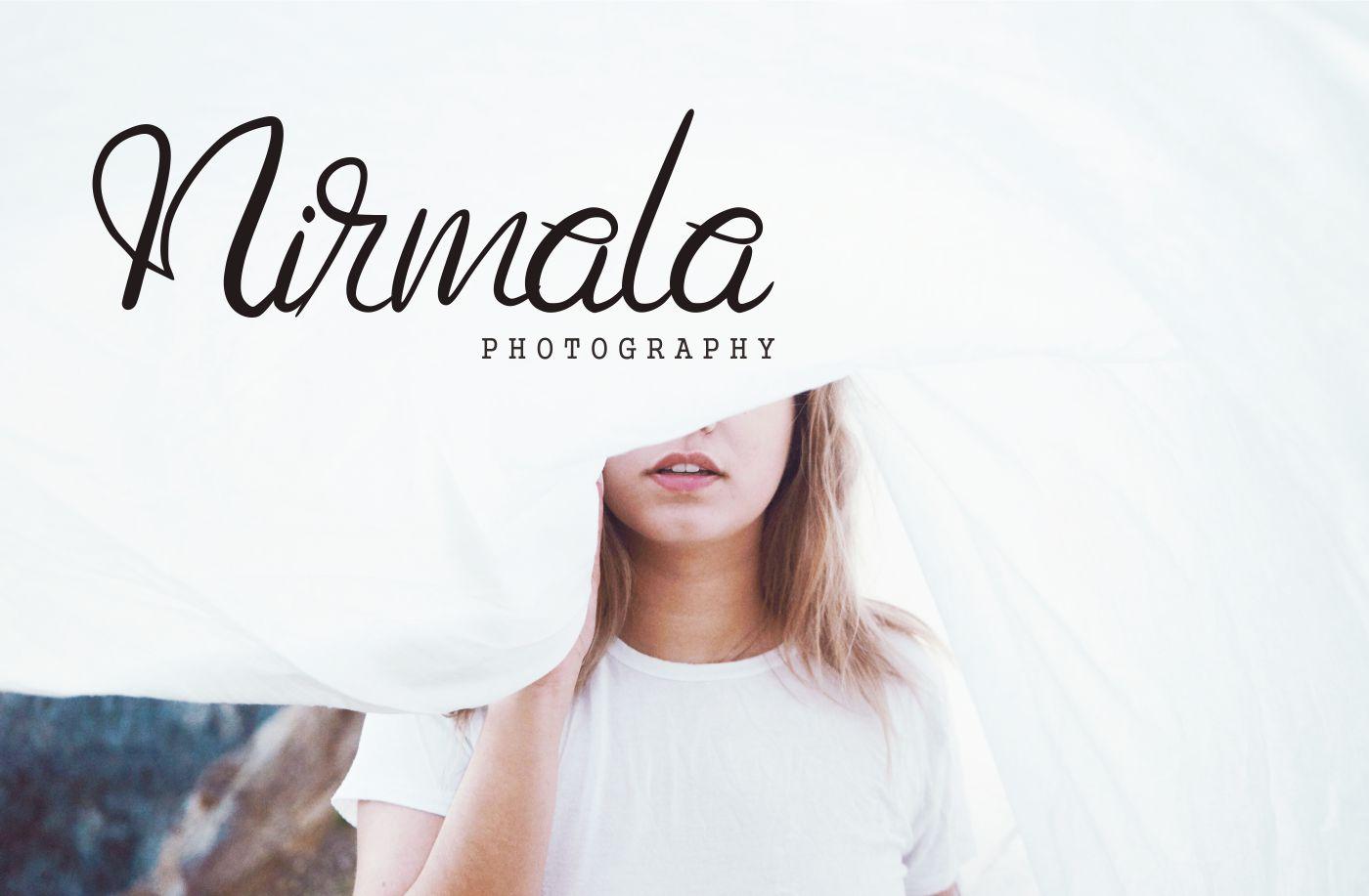 Anggita | Beauty Modern Font example image 5