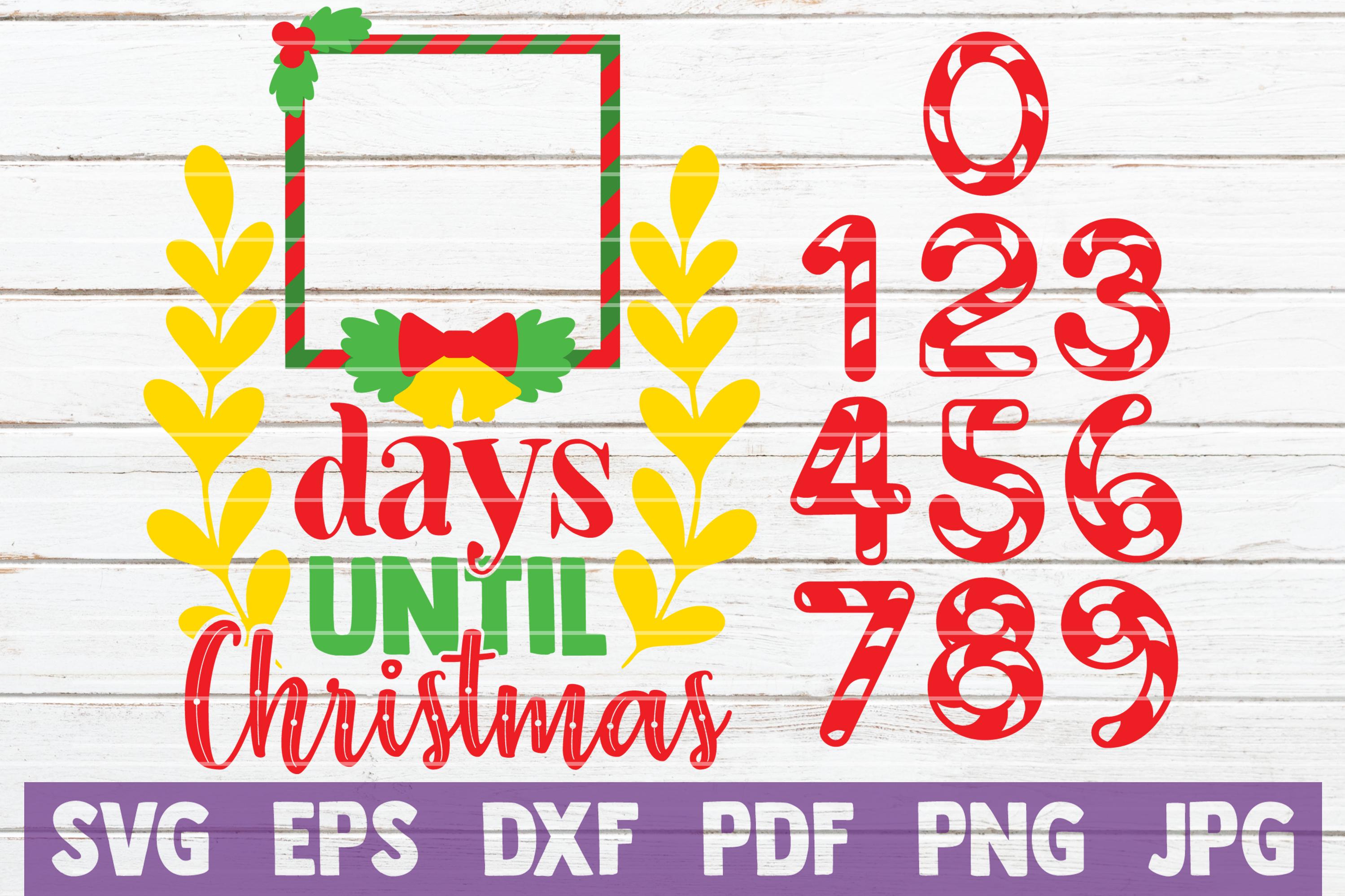 HUGE Christmas SVG Bundle |100 Holiday Designs SVG Cut Files example image 11